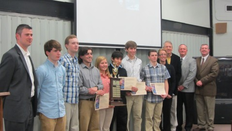 Fort Payne Students Win Real World Design Challenge